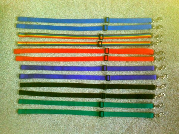 Replacement Adjustable Leg Straps for Horse Covers - Rugs